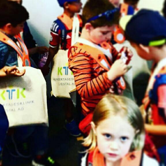 Besuch Kindergarten Rosenweg